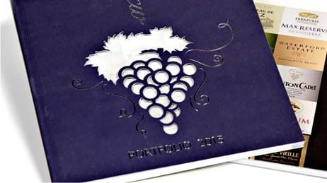 creative design for cassidy wines