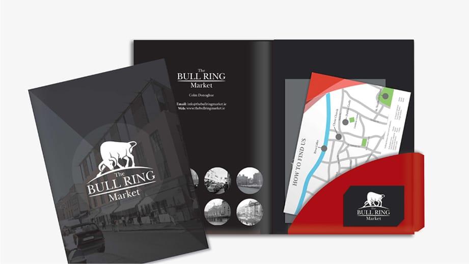 creative design for bull ring market