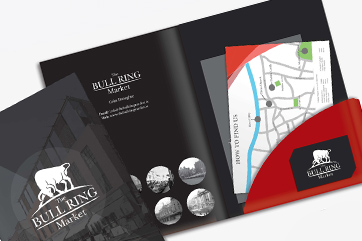 creative design solutions for bull ring market
